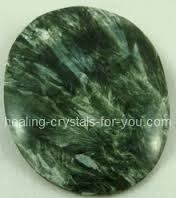 Seraphinite Stone Meaning